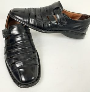 Joseph Seibel fishermen woven shoes Size 47